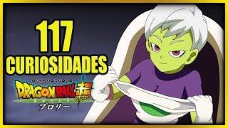 117 DATOS Y CURIOSIDADES DE LA PELICULA DRAGÓN BALL SUPER BROLY QUE SEGURO NO CONOCÍAS | ANZU361