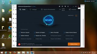 Descargar e Instalar Advanced SystemCare Pro 8 [Full+Crack]