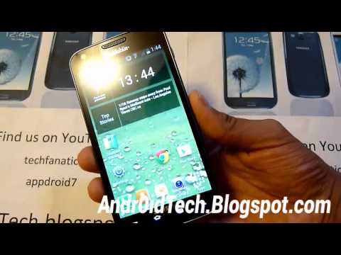 Jedi Mind Trick ROM for Galaxy S2 / S II  T989 T-Mobile! [ROM Review]