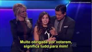 Carly Rose Sonenclar - Passa para a Final (Legendado)