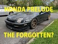 Honda Prelude 5th Gen The Forgotten VTEC Car Review Test Drive mp3