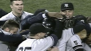 1999 ALCS Gm5: Yankees beat Red Sox for pennant
