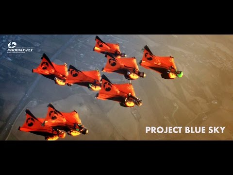 Phoenix-Fly: Project Blue Sky