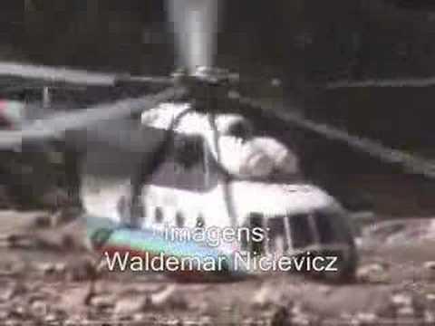 Acidente de Helicóptero no Acampamento base do Makalu