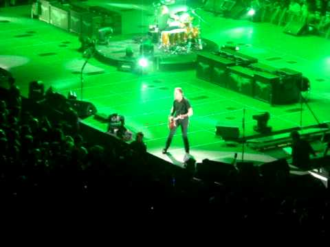 Metallica Live @ Bradley Center Milwaukee WI '09 Video