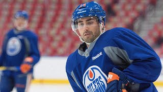 Eberle excited to have trade done with, play with Islanders