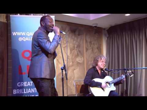 Lenny Henry & JAkko perform Millenium Blues
