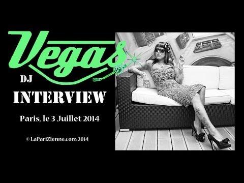 Mademoiselle Vegas – La DJ du Rock a d'la classe ! – LaPariZienne.com