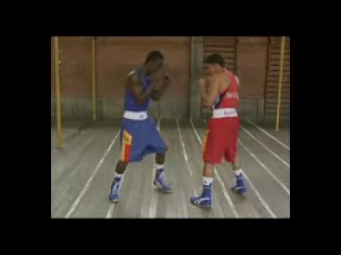 Boxeo - Contraataque a los golpes cruzados