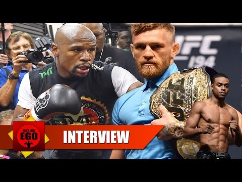 """ERROL SPENCE """"FLOYD MAYWEATHER WOULD STOP CONOR MCGREGOR KO"""" FLOYD STRONGER THAN PPL THINK"""