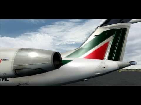 ERJ 145LR AlItalia Express fsx