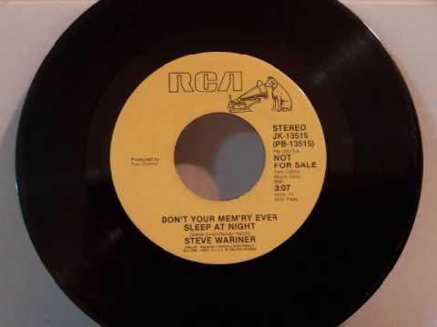 Steve Wariner - Don't Your Mem'ry Ever Sleep At Night