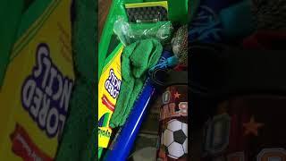 OCC Shoebox #10 of 2018 (Boy Age 10-14) Soccer Themed
