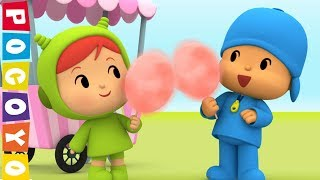 POCOYO in English NEW SEASON Full episodes POCOYO AND NINA 30 minutes! VALENTINE'S DAY SPECIAL! (2)