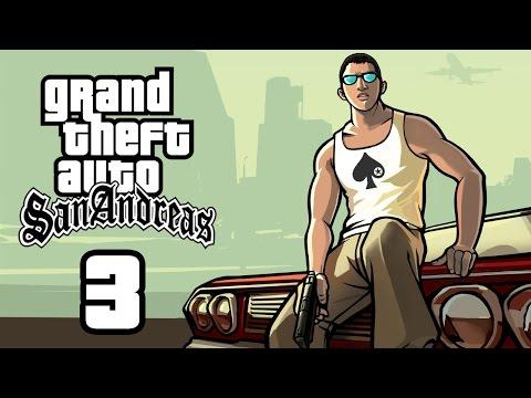 GTA San Andreas HD Let's Play en Español Capítulo 3
