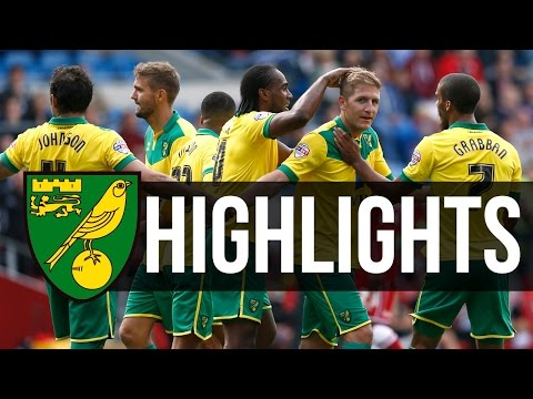 HIGHLIGHTS: Cardiff City 2-4 Norwich City