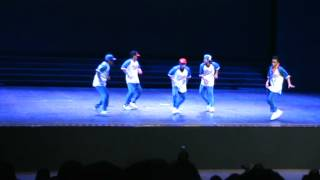 XTATIC, Singapore Dance Delight Vol. 3 Finals