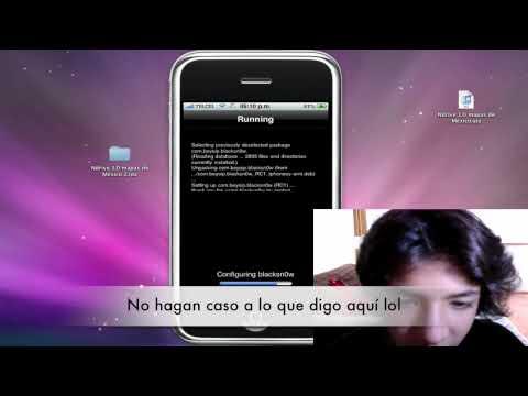 TUTORIAL: Desbloquea tu IPhone 3G/3Gs en un minuto 3.1.2 bt 5.11.07 FACILISIMO