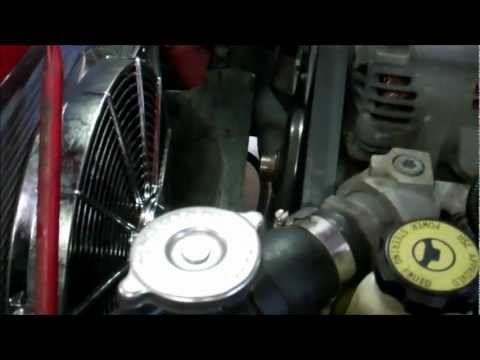 2001 Dodge Dakota - 4.7L Clutch Fan And Electric Fan Replacement