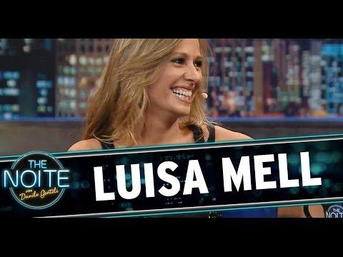 The Noite 10/04/2014 - Luisa Mell (íntegra)