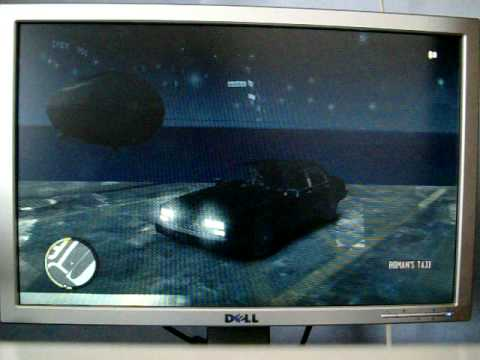Grand Theft Auto IV on a CRAP PC