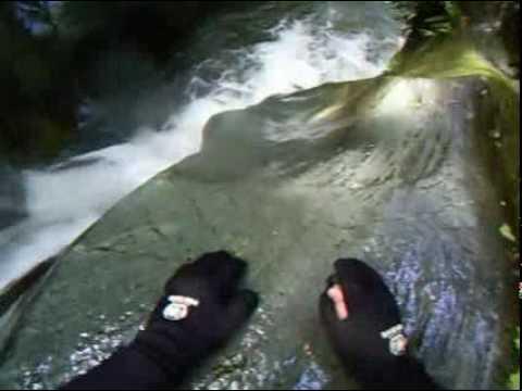 Extreme Sports Holiday - New Zealand 2009 - James Witika - Film Clip (HQ)