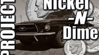 Nickel and Dime Part Two  1967 Front Disc Brake Conversion from SSBC
