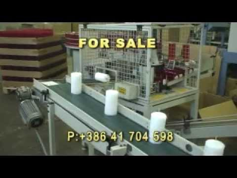 Candle machine professional line
