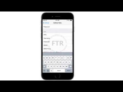 Bsnl 3G APN Settings for iPhone India
