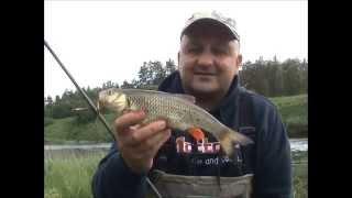 ловля на фидер на реке угра