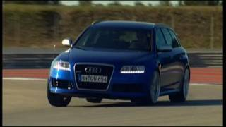 Rennstrecken-Test Audi RS6 Avant