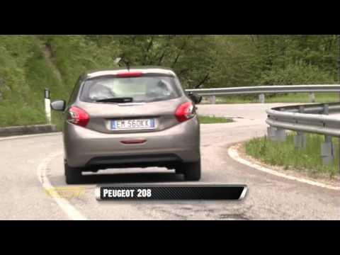 PEUGEOT 208 vs RENAULT CLIO