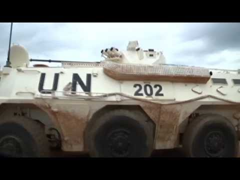 July 12th 2016 South Sudan Update Injured and Patrols