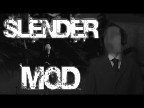 Slender Mod (8/8 Complete)