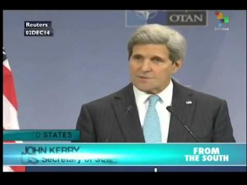 Kerry says sanctions haven't halted Moscow's support for separtists