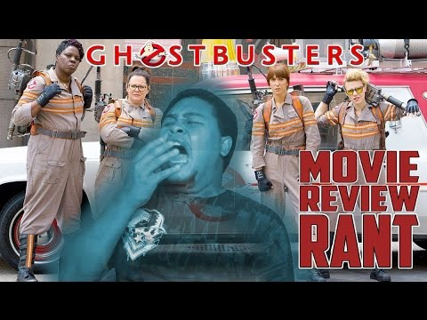 Ghostbusters Movie Review/Rant (Minor Spoilers)