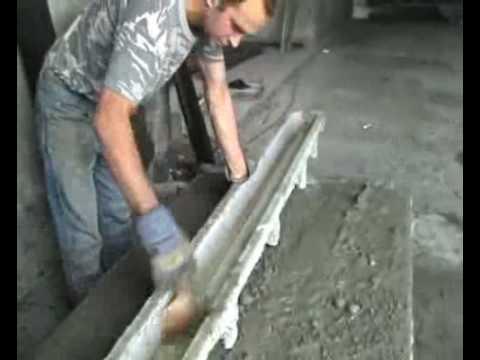 Pret gard beton