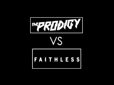 The Prodigy vs Faithless  - Funky Shit vs Insomnia (Ben Liebrand Minimix)