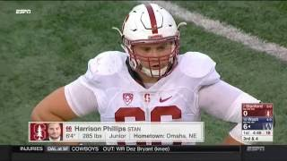 Stanford vs Washington football 2016 Week 5