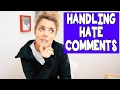 HANDLING HATE COMMENTS (Q+A) // Grace Helbig thumbnail