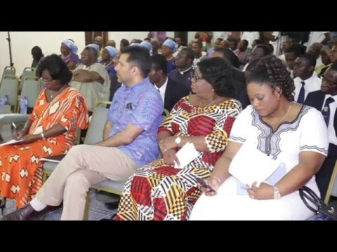 (PART 1) Business Roundtable on Catholic church growth in west africa