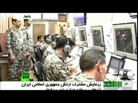 'MOBILE Bomb' IRANIAN Army TESTS Suicide DRONE in Massive DRILLS