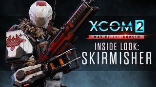 XCOM 2: War of the Chosen - Inside Look: The Skirmisher