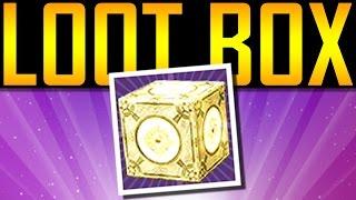 Destiny - THE LOOT BOX EXPERIMENT!