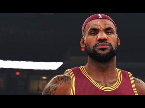 NBA 2K15 - LeBron James Cleveland Cavaliers Trailer (PS4/Xbox One)
