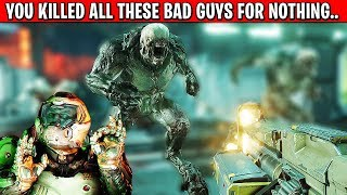 10 Games That SCREWED The Player At The VERY END