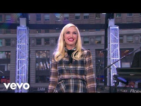 Gwen Stefani - Make Me Like You (Live On Good Morning America)