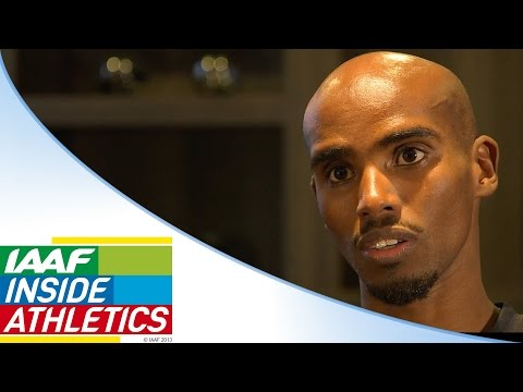 IAAF Inside Athletics - Episode 19 - Mo Farah