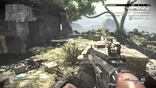Call of Duty: Ghosts PREDATOR gameplay