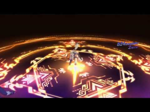 Tales of Xillia - Hi Ougi / Mystic Arte Exhibition [HD]